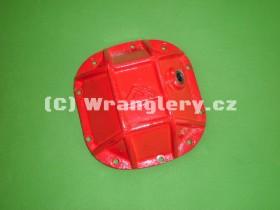 Pevnostní kryt diferenciálu Jeep Wrangler Dana D30