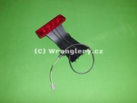3. Brzdové světlo Jeep Wrangler JK